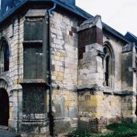 La nef vue du sud-ouest (2003)
