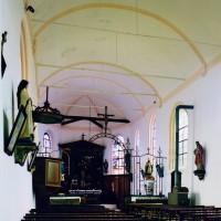 L'intérieur vu vers le sud-est (2004)
