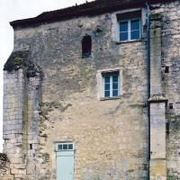 L'extrémité est du mur nord (2002)