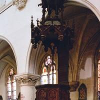 La chaire à prêcher (2003)