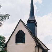 L'église vue du nord-est (2001)