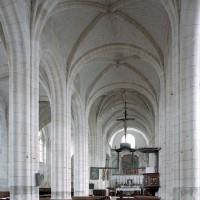 L'intérieur vu vers le nord-est (2008)