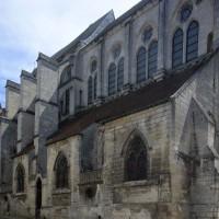 Vue partielle de la nef depuis le nord-ouest (2016)