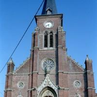 La façade vue de l'ouest (2008)