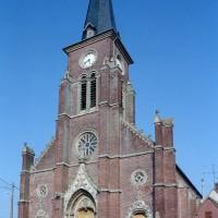 La façade vue du sud-ouest (2008)