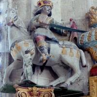 Statue de saint Martin (2008)