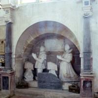 Le tombeau avec les priants d'Adrien de Wignancourt et de Louise de Saint-Perier (2008)