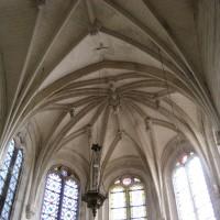 La voûte de l'abside (2008)