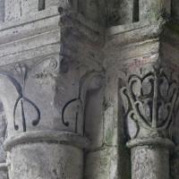 Chapiteaux du bras sud du transept (2018)