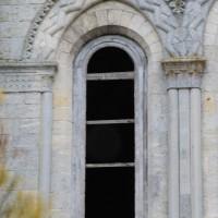 Fenêtre du triplet du choeur (2018)
