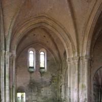 Vue partielle du transept vers le nord-est (2018)
