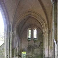 Vue partielle du transept vers le nord (2018)