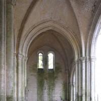 Vue partielle du transept vers le sud (2018)