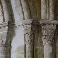 Chapiteaux de la chapelle sud du choeur (2018)