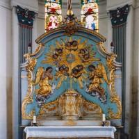 L'autel-retable (2003)