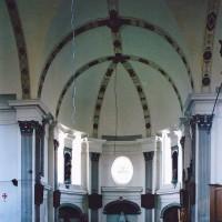 Le bras nord du transept vu vers le nord (2003)
