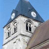 Le clocher vu du sud-est (2008)