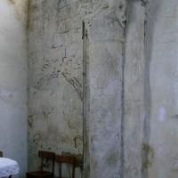Pilier engagé au revers de la façade (2008)