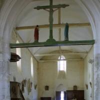 La nef vue vers l'ouest (2008)