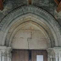 La partie supérieure du portail ouest (2003)