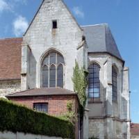 Le transept et le choeur vus du sud (2008)