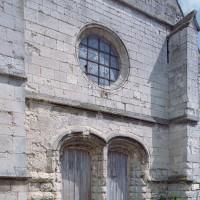 La façade ouest vue du nord-ouest (2008)