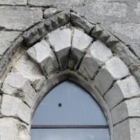 Fenêtre du bas-côté sud de la façade ouest (2015)