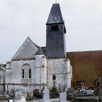 L'église vue du nord (2008)