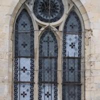 Fenêtre du bas-côté sud du choeur (2015)