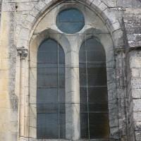 Fenêtre ouest du bas-côté sud  (2015)
