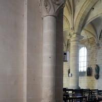 Le pilier ouest de l'arcade sud (2016)