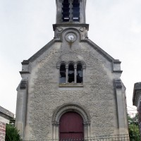 La façade ouest (2008)