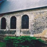 La nef vue du nord-ouest (2003)