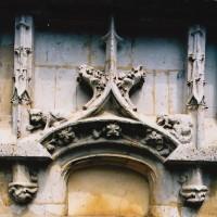 Porte gothique flamboyant (2003)