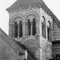 Le clocher vu du nord-ouest (1968)