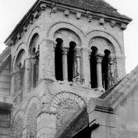 Le clocher vu du nord-est (1994)