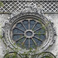 La rose du bras nord du transept (2015)
