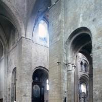 Vue partielle du transept vers le sud-ouest (2015)