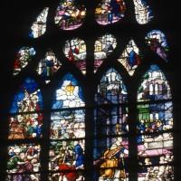 Vitrail de saint Nicolas (1997)