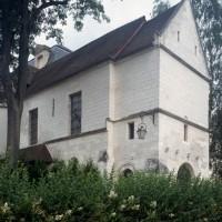 La chapelle de l'Abbé vue du sud-est (1997)