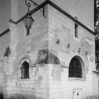 Le choeur de la chapelle de l'Abbé vu du sud-est (1997)