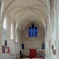 L'intérieur vu vers le sud-ouest (2002)