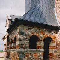 Le porche vu du sud-ouest (2003)