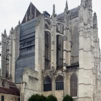 La cathédrale vue du sud-ouest (2015)