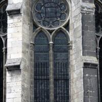 Fenêtre de la chapelle axiale (2015)
