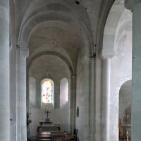 La croisée du transept et le choeur vus vers l'est (2003)