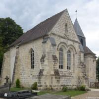 La chapelle nord vue du nord-est (2015)