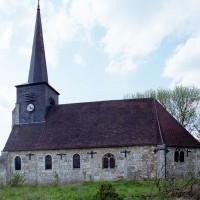 L'église vue du sud (2009)