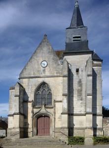 La façade vue de l'ouest (2016)