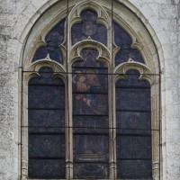 La fenêtre du côté est de l'abside (2016)